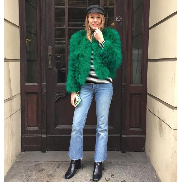 Go green  by Katja Schweitzberger