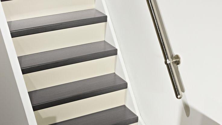 17 Meilleures Id Es Propos De Escalier Stratifi Sur Pinterest Escalier Relooking Escalier