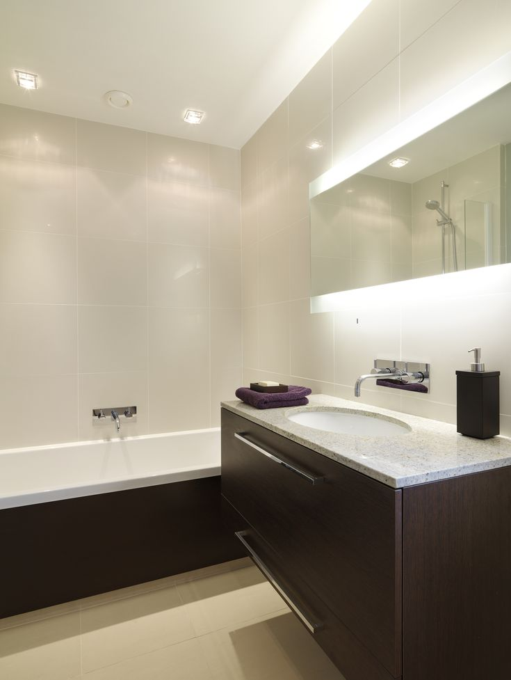 Best 25 bathroom recessed lighting ideas on pinterest nite these spotlights create a prefect relaxing ambiance for your bathroom contact kes lighting for more mozeypictures Gallery