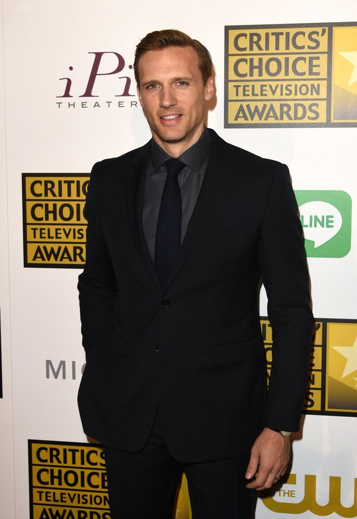 Pin for Later: All the Stars, Smiles, and Wins From the Critics' Choice TV Awards Teddy Sears