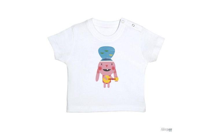Camiseta bebé COUNTRY RABBIT