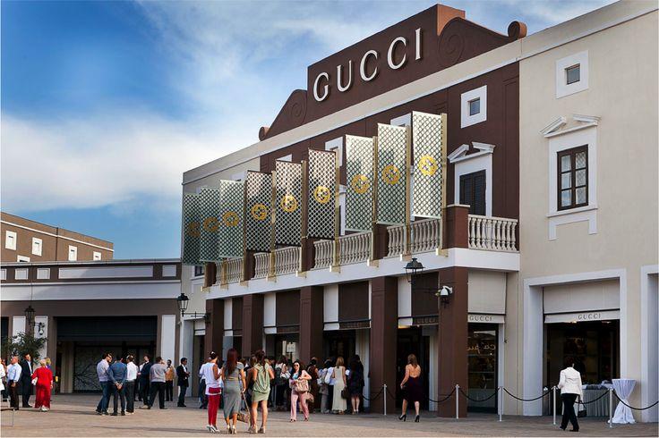 Sicilia Outlet Village, Contract, general contractor, outlet, facciate negozi di lusso, negozi di lusso