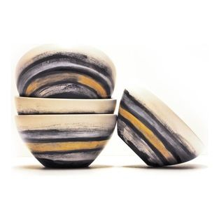 Gail Garcia Dinner-Ware - Tiny Bowl Set