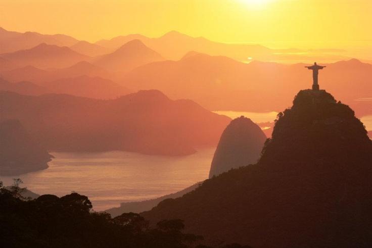 Buckets Lists, Dreams Vacations, Rio Brazil, Rio De Janeiro, Sunsets, Christ, Sunris, Crisscross, Crosses