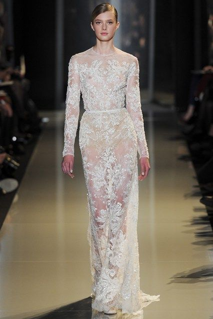 Elie Saab Spring/Summer 2013 Couture