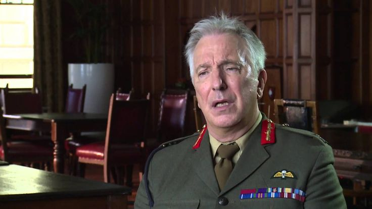 Invisible Enemy - and interview with Alan Rickman - the written summary of this on YouTube is in Spanish, but Alan is speaking English. Whoever is asking the questions doesn't show, and no voice of the interviewer is heard.