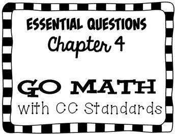 Go Math Practice Book Grade 4 Chapter 7 Answer Key - go math