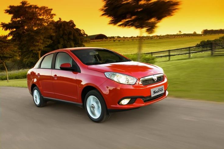 Lanzamiento del nuevo #Fiat Grand Siena 2012