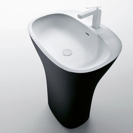 Scoop Soft Freestanding Basin by rogerseller