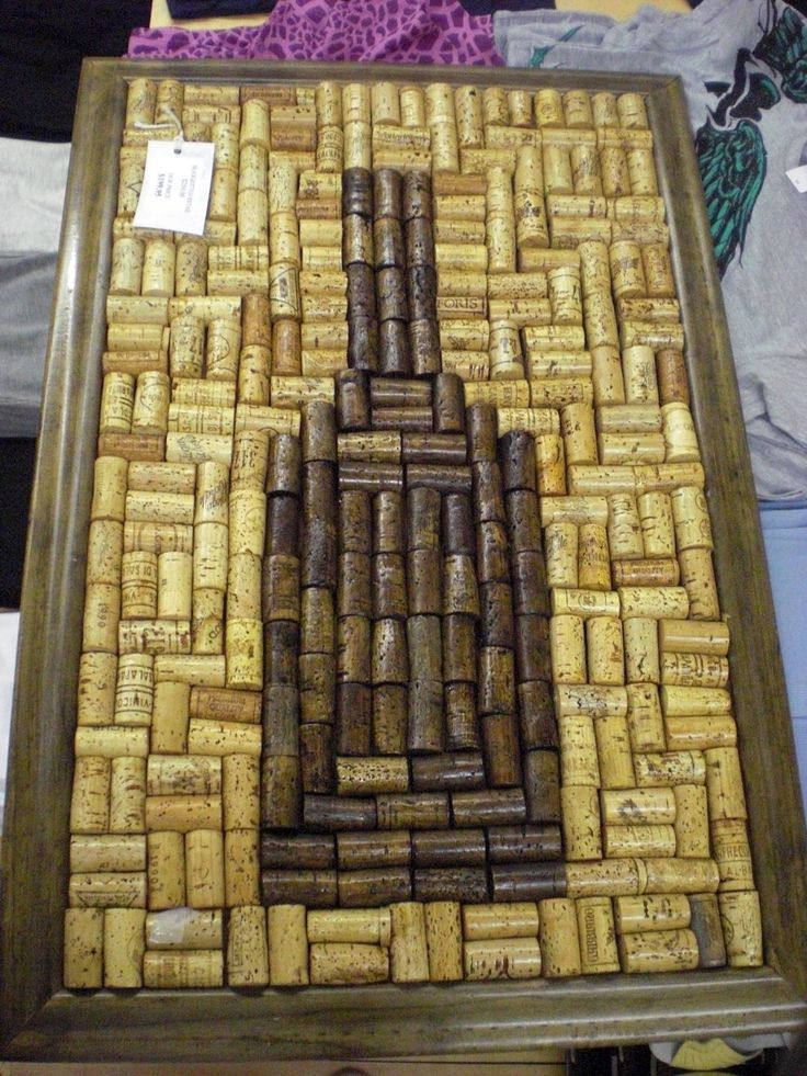 887 best images about bottle cap crafts on pinterest pop for Cork bar top