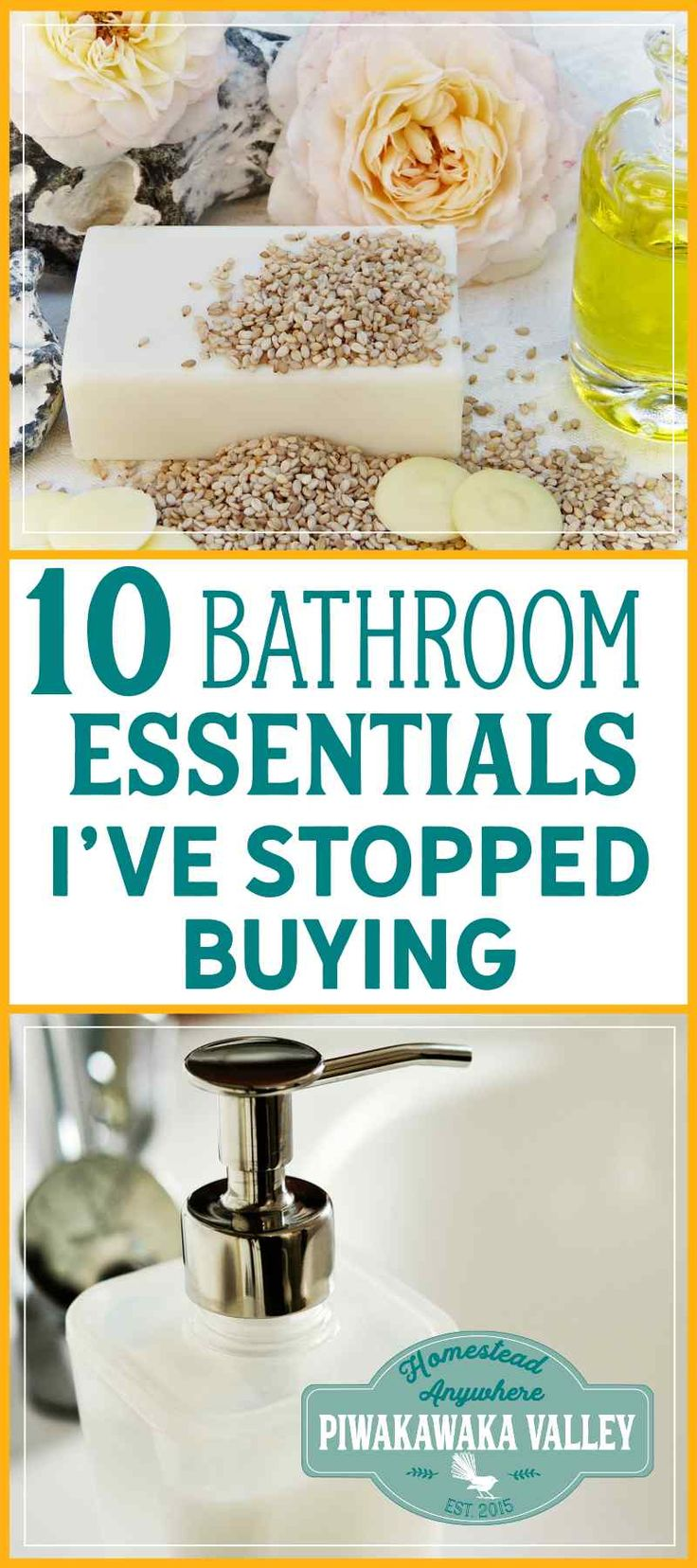 A zero waste bathroom is very difficult to achieve. Here are the 10 things I have stopped buying, and what I am doing instead. waste free, eco living, environment, recycle, plastic free alternatives, save the earth, keep it green, plastic free living, plastic free kitchen, plastic free bathroom, zero waste, tips, tricks, zero waste hacks, challenge, products, stainless steel, lunchboxes, waste free home, wastefree zero waste, bags, green, environment #plasticfreejuly #plasticfree…