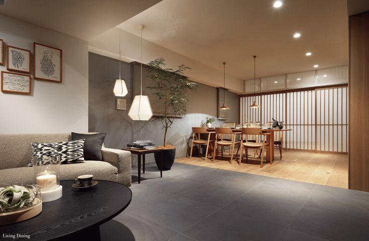 邸宅空間|【公式】インプレスト駒込染井|豊島区駒込の双日新都市開発の新築分譲マンション