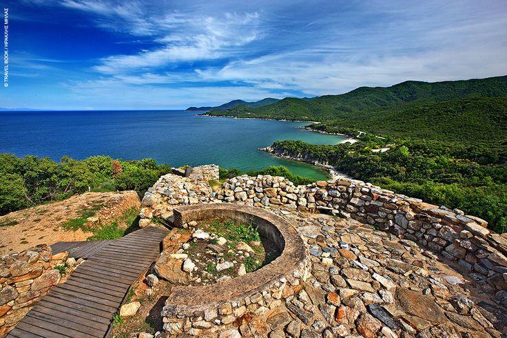 Ancient Stageira (near Olympiada) - Halkidiki - Greece