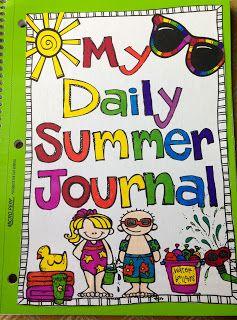 Seusstastic Classroom Inspirations: FREE Daily Summer Journal
