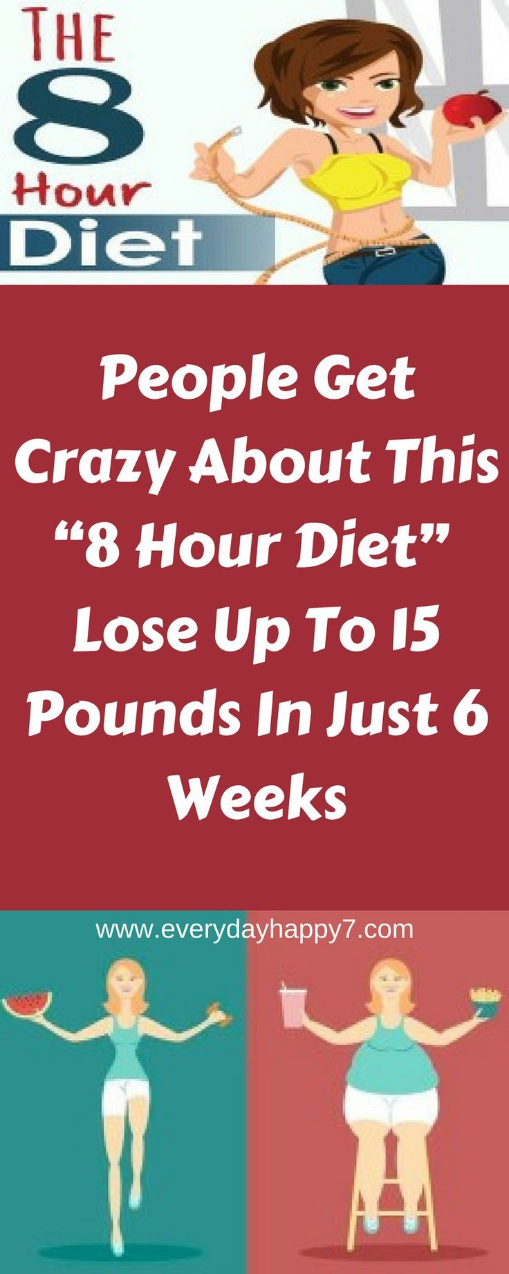 """People Get Crazy About This """"8 Hour Diet"""" Lose Up To 15 Pounds In… - https://www.luxury.guugles.com/people-get-crazy-about-this-8-hour-diet-lose-up-to-15-pounds-in/"""