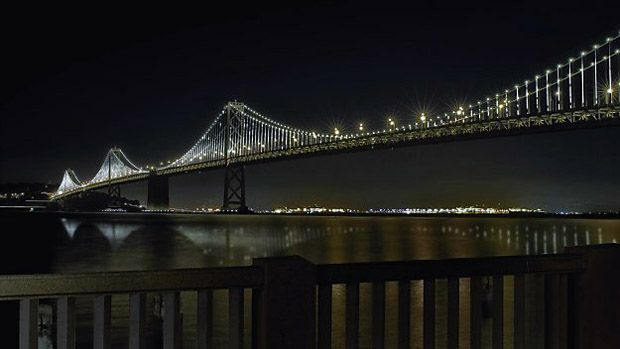 The Bay Lights project promises to change the face of the Bay