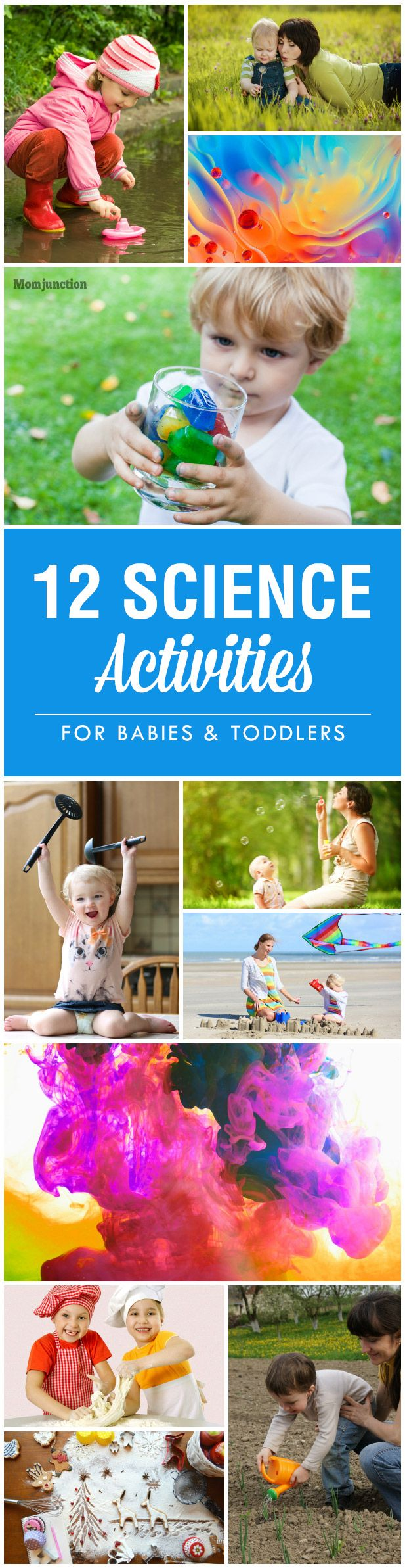 Top 12 Fascinating Science Experiments For Preschoolers: Engaging them in simple science activities will strengthen their logical power and help them learn while having fun.