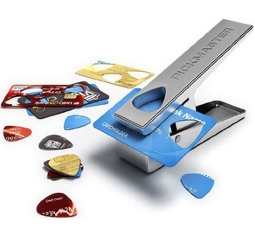 Plectrum maker for guitarists Great christmas gift ideas & gadgets…