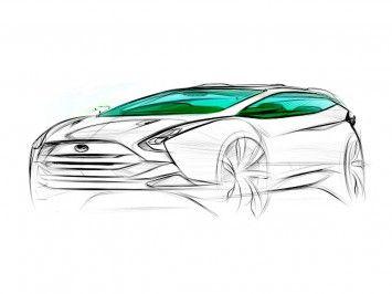 Car sketching tutorial by Hyundai designer Pravin Gaikwad