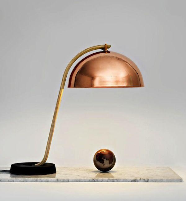 Cloche lamp by Lars Beller Fjetland