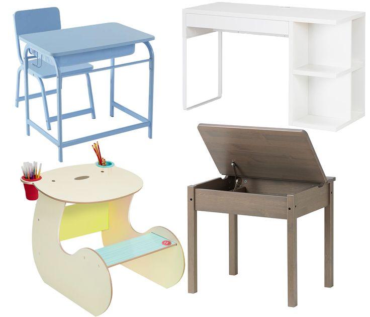 Bureau pour enfant pas cher bebe table a dessin.