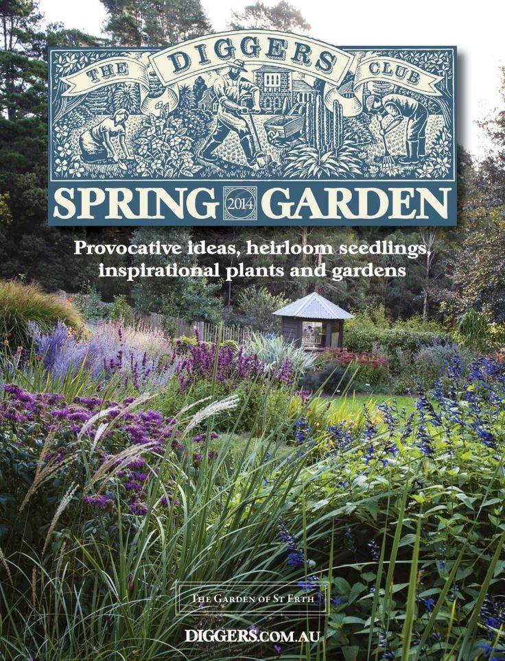 Our Spring Garden Magazine Is Being Sent Out To Members