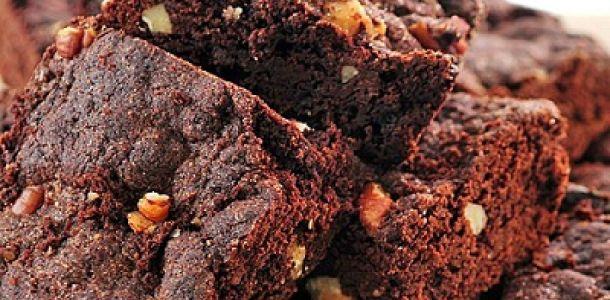 Como hacer brownie de chocolate
