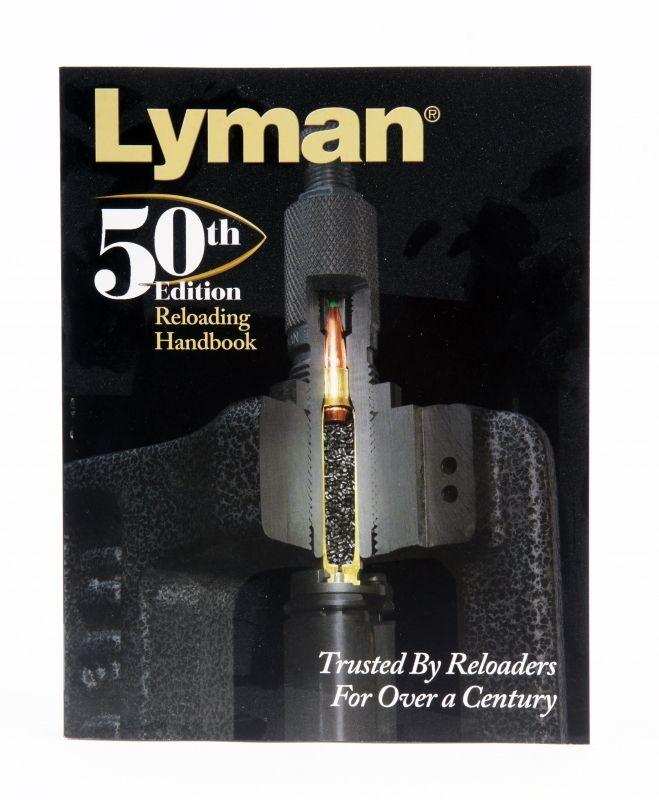 lyman 50th edition reloading handbook pdf