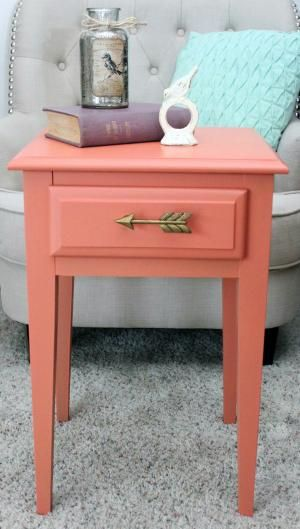 Furniture Design Ideas Featuring Pink & Coral | General Finishes Design Center