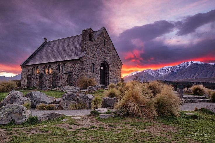 William Patino Photography-Church of the Good Shepard