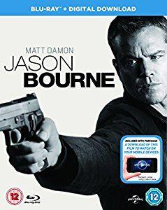 Jason Bourne (Blu-ray + Digital Download) [2016]: Amazon.co.uk: Matt Damon, Alicia Vikander, Julia Stiles, Vincent Cassel, Paul Greengrass, Gregory Goodman, Frank Marshall: DVD & Blu-ray