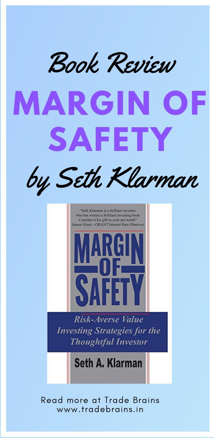 margin of safety book review