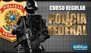 Curso Policia Federal - 2015 / 2016 ALFACON   Conteúdo:     01 - Atualidades - Julio Raizer02 - Ética no Serviço Público - Julio Raiz...