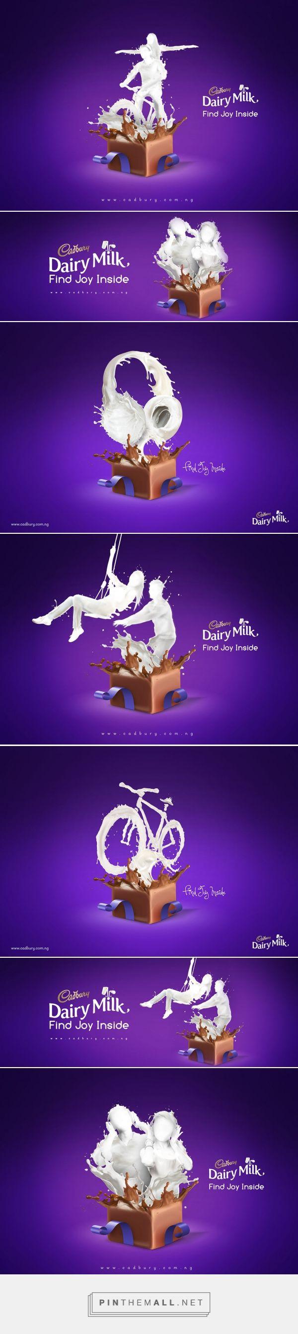 MILK AND CHOCOLATE: A Cadbury ad proposal by Ernicio Omaggi | BrandNG - created via http://pinthemall.net