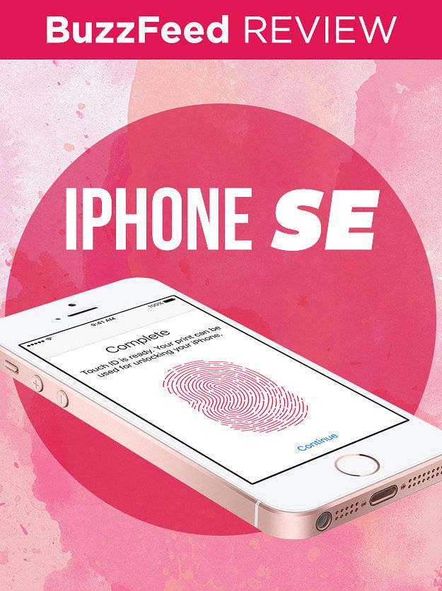 The New iPhone SE Is A Big Win For Small Hands