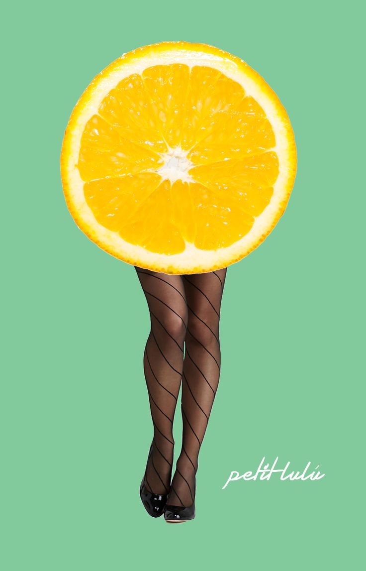 Medias 'Spiral' de Petit Lulú.  www.petitlulustore.com #Colombia #Femenina #Outfit #Original #Trend #Closet #love #piernas #retro #moda #fashion #pantimedias #tights #pantyhose #hosery #orange #fruits #legs #piernas #medias