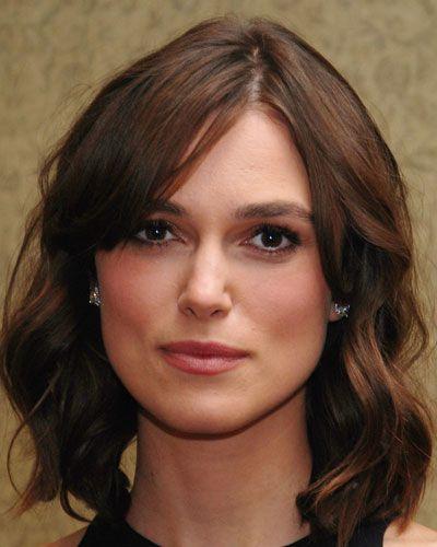 Eckiges Gesicht: Keira Knightley
