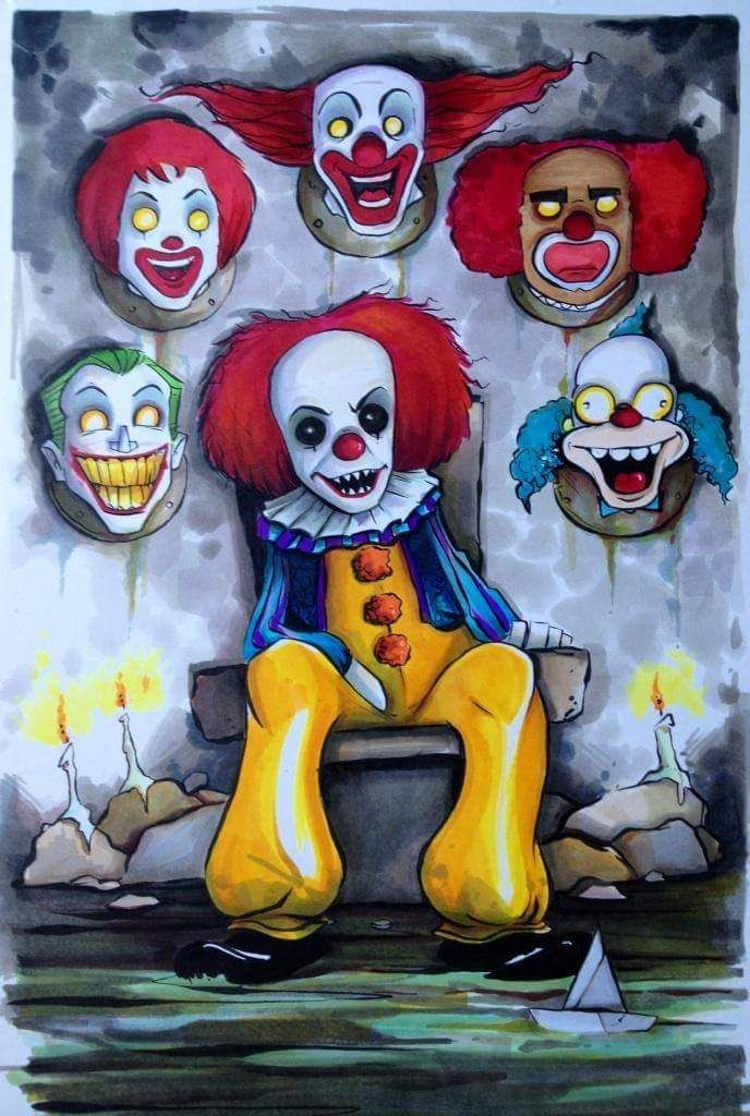 100 Ideas To Try About Clowns Fear Factory Ronald