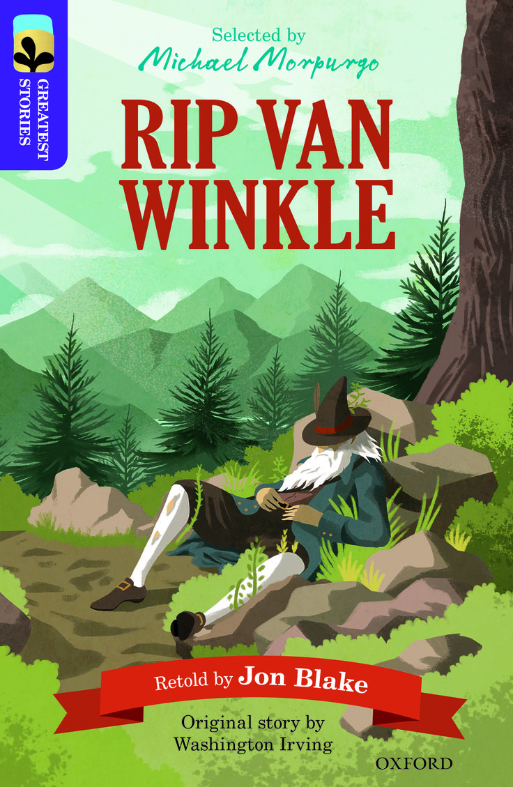 17 best images about rip van winkle literatura rip van winkle level 11 treetops greatest stories out more