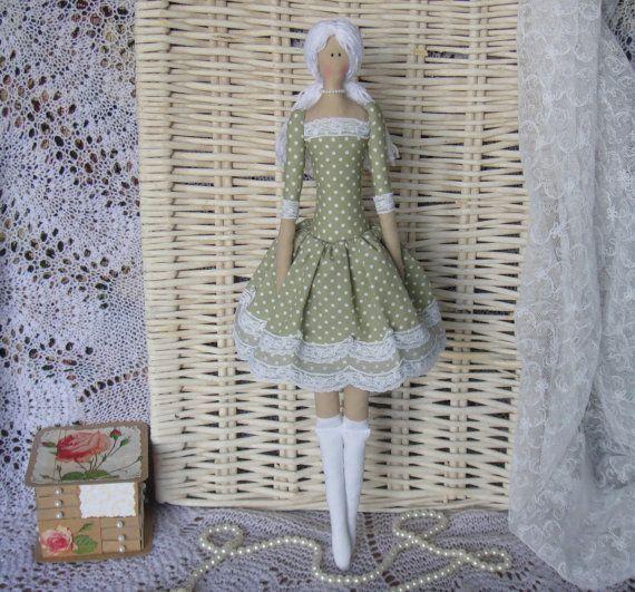 Tilda doll handmade Alice от Charmerhandshouse на Etsy