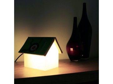 Lampe de chevet maison repose-livre
