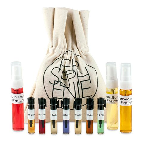 Kaleidoscope Perfume Sample Bag - Persephenie