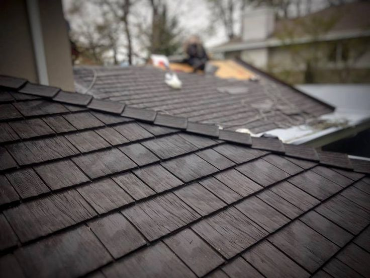 Euroshield® Rubber Roofing Shingles Are Manufactured From Recycled Tire  Rubber; Eco Friendly, Affordable, Hail Resistant U0026 Will Never Crack.