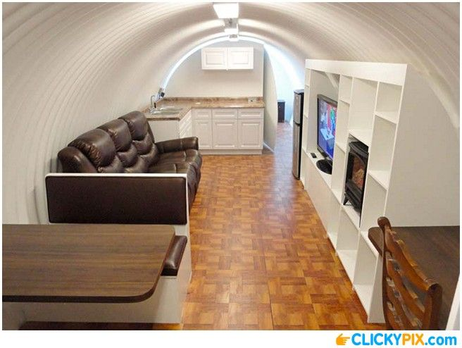 Underground Steel Shelters : Doomsday preppers bunkers and stuff storm