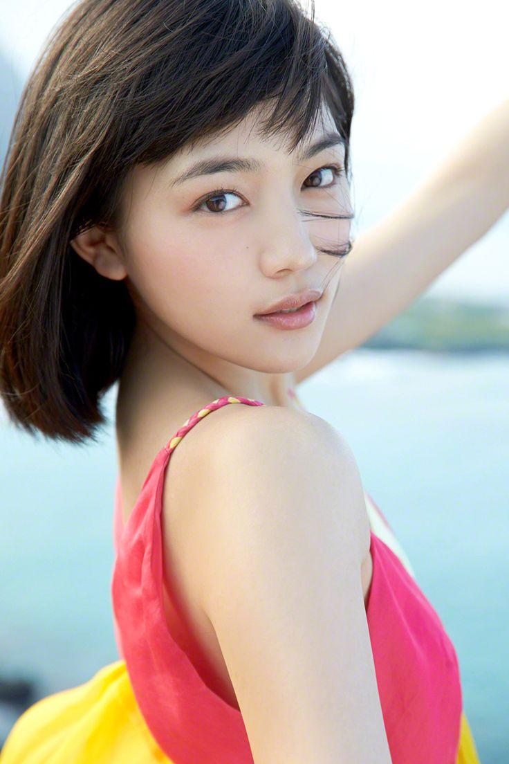 yoimachi: 川口春奈   This is Japan   Pinterest   Bobs, Beauty and ...