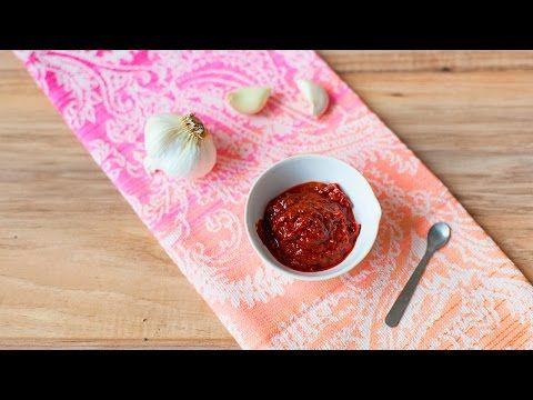 Salsa de chile africana (dersa)