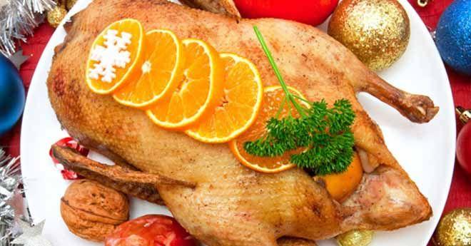 10 отличных «горячих» на новогодний стол | NashaKuhnia.Ru