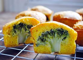 Guest Curator: On Creativity and Savoury Broccoli Cakes on Etsy