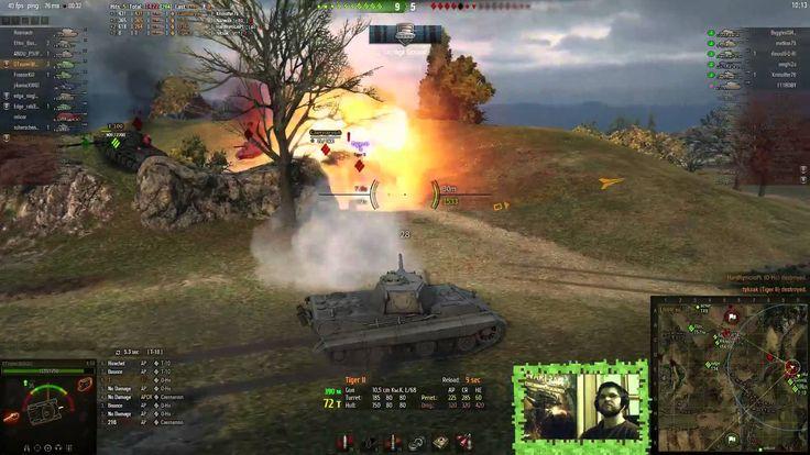 World of Tanks / E 50 five fast kills