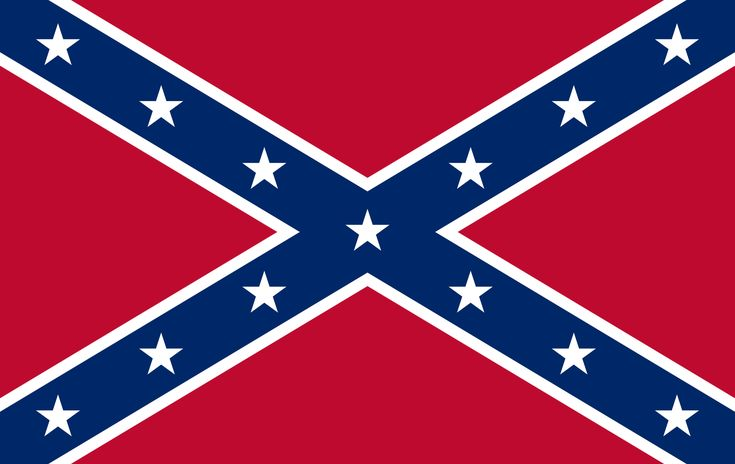 File:Confederate Rebel Flag.svg - Wikimedia Commons